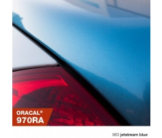 Oracal 970 Jetstream Blue Gloss 963 1.524 m