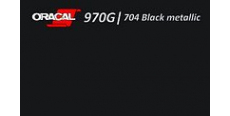 Oracal 970 Black Metallic 704 1.524 m  /assets/images/items/1093/0722806001510764545.jpg