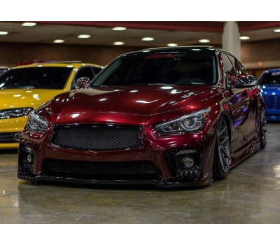 KPMF K75408 Red Black Iridescent Gloss 1.524 m