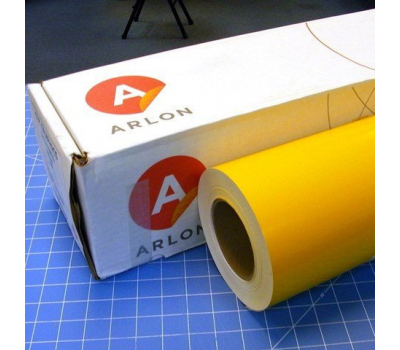 Arlon 5000 106 Yellow Gloss Film 1.22 m