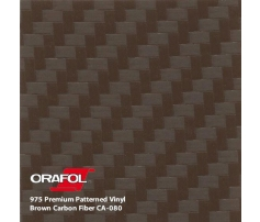 Oracal 975 3D Brown Carbon 1.524 m