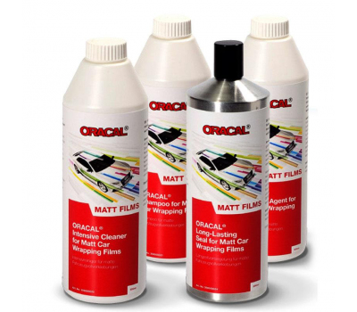 Oracal Cleaning and Care Kit for Matt Surfaces (500 ml х4)