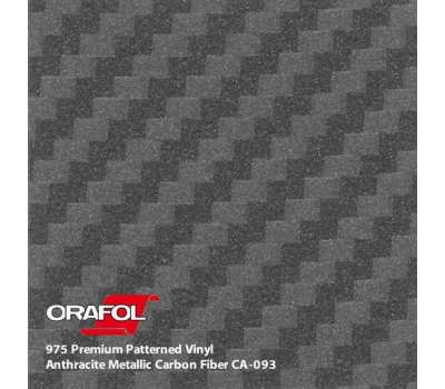 Oracal 975 3D Anthracite Carbon 1.524 m