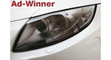 Ad-Winner Head Light Soft Black PPF 0.61 m