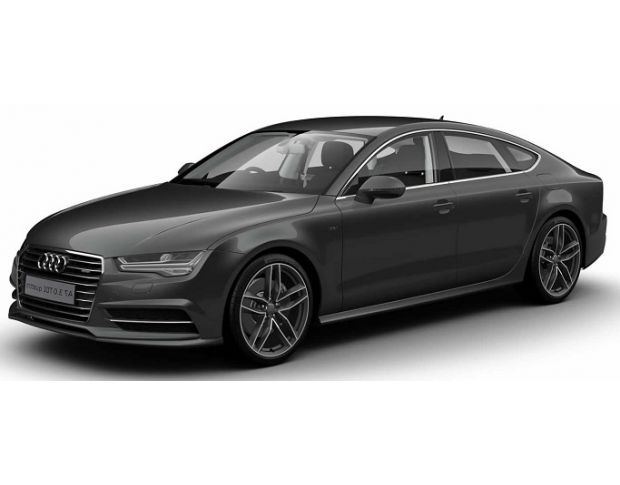 Audi A7 S-Line 2016 Седан Капот полностью Hexis