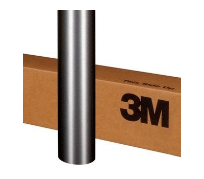 3М BR201 Brushed Steel 1.524 m