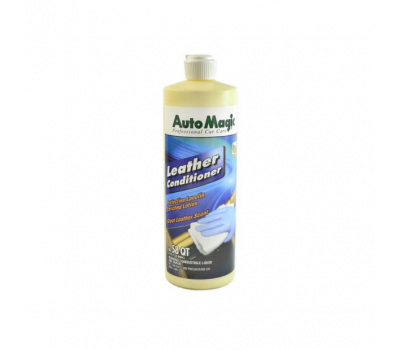 Auto Magic Leather Conditioner 0.946 L № QT 58