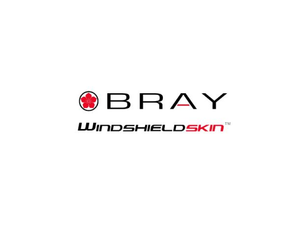 BRAY Windshield Skin 2 Layer 1.524 m