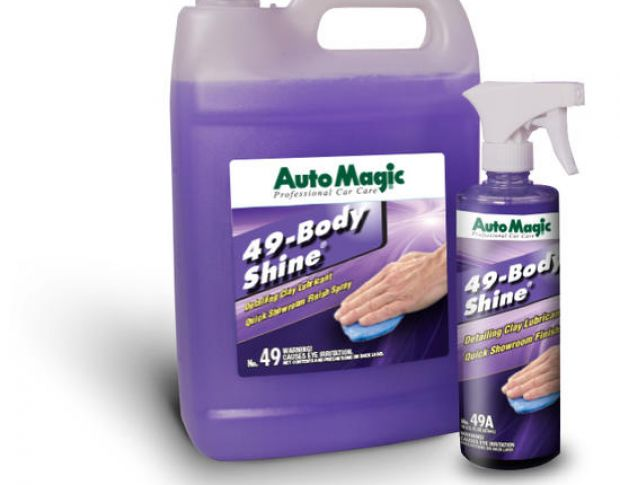 Auto Magic Body Shine 3.785 L № 49