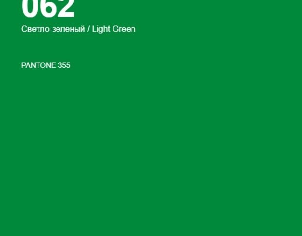 Oracal 641 062 Gloss Light Green 1 m