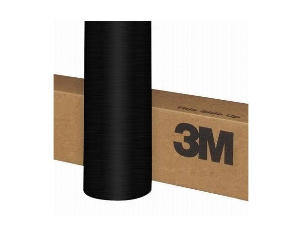 3M 1080 BR 212 Brushed Black Metallic 1.524 m