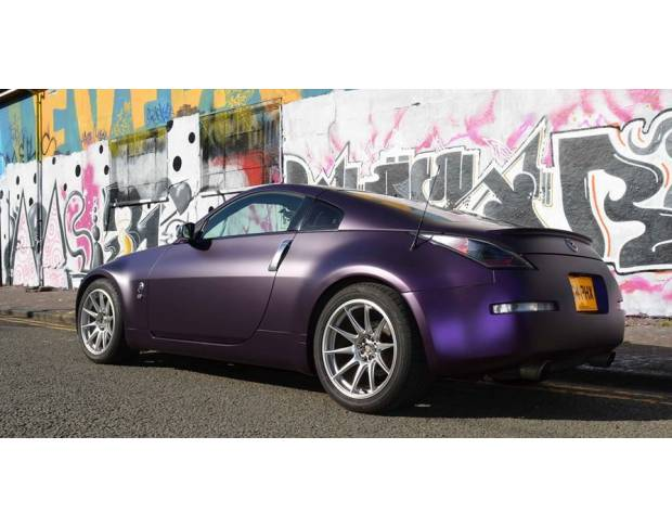 KPMF 75565 Matt Purple Black Iridescent 1.524 m