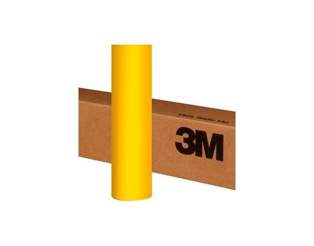 3M 1080 M 15 Matte Bright Yellow 1.524 m