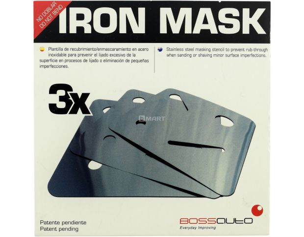 Hi-Tech Iron Mask