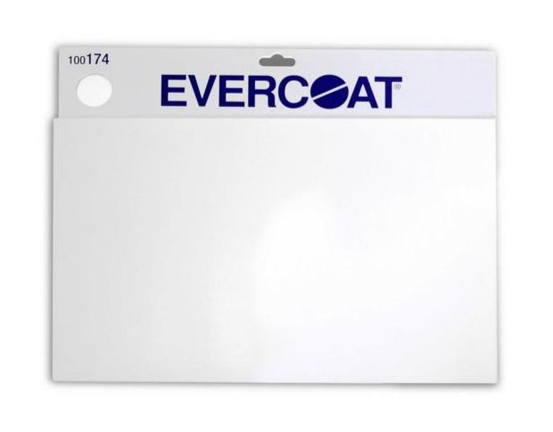 Evercoat Disposable Mixing Boards Sell Sheet № 100174
