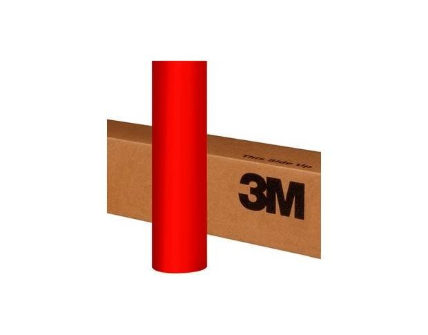 3M 1080 M 203 Matte Red Metallic 1.524 m