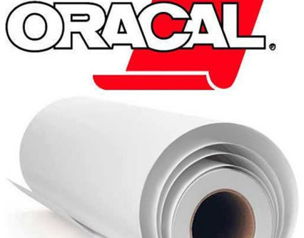 Oracal 640 White Gloss 010 1.26 m