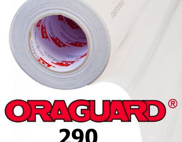 Oraguard 290 Transparent Matt 1.55 m