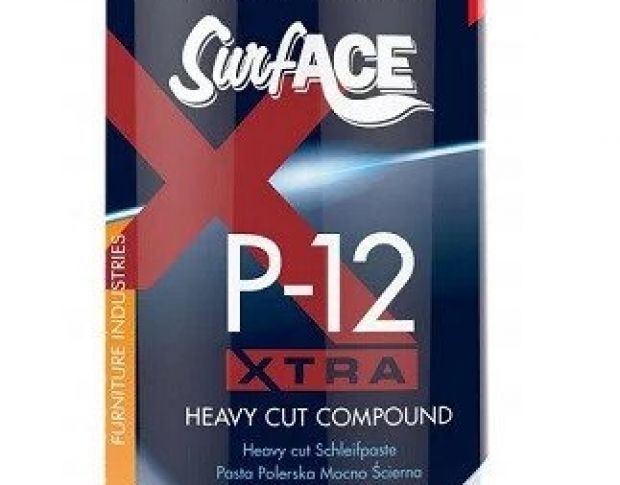 Surf-ACE P-12 XTRA Heavy Cut Compound